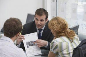 contrat agent immobilier